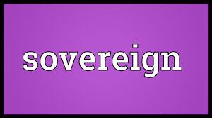 essay on the theory of sovereignty as profound by salmond sovereign