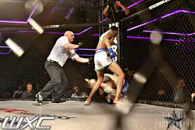 Johnson now set to face McIntosh at WW4 - WXC MMA