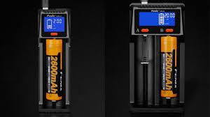 <b>ARE-D1</b> и ARE-D2 - новые умные <b>зарядные устройства</b> от <b>Fenix</b>