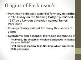 epidemiology of parkinson s disease pope john paul ii 7