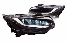 2016 Honda Civic Fog Light Assembly 2016 Honda Civic Xb Led Headlights Complete Housings From