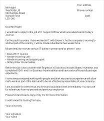 Sample Cv Cover Letters Uk Mamiihondenk Org