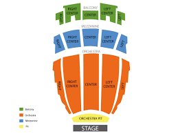 Color Purple Seating Chart The Color Purple Tickets At Ovens Auditorium On March 25 2020 At 8 00 Pm