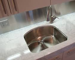 offset faucet with a d shaped sink d shaped kitchen sink