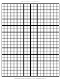 Engineering Paper Printable Engineering Paper Template Crochet And Knitting Graph Paper