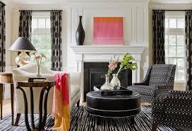 Living Room Boston Design Simple Decorating