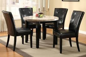 black round dining table and chairs image of round dining tables and chairs oak dining table
