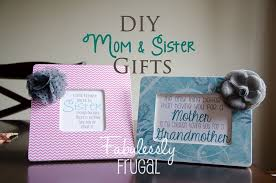 DIY Gifts for Moms and Sisters