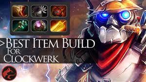 best item build for clockwerk dota 2 item guide 7 youtube
