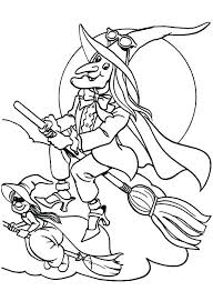 Witches Coloring Pages Witch Coloring Pages Witches Pretty Witches