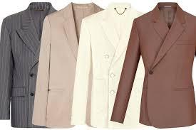 Mens Designer Suits Uk Best Summer Suits British Gq