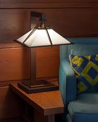 Frank Lloyd Wright Lighting Collection Frank Lloyd Wright Taliesin 1 Table Lamp Walnut Maclin