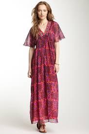 Antik Batik Silk Bora Maxi Dress Nordstrom Rack