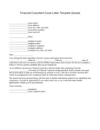 Consulting Cover Letter Sample Resume Badak