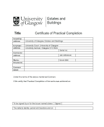 Samples Of Certificate Of Completion Any Questions Samples Of