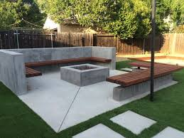 Modern Backyard Ideas Outdoor Goods