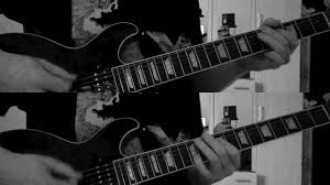 biffy clyro animal style guitar cover with tabs