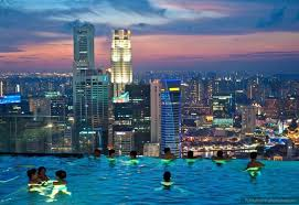 infinity pool singapore dangerous. Infinity-pool Of Marina Bay Sands Hotel In Singapore Infinity Pool Dangerous
