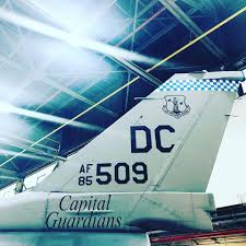 113th Wing DC Air National Guard ...