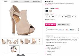Justfab Size Chart Justfab Com Review Of Just Fabulous Shoe Club Reviews