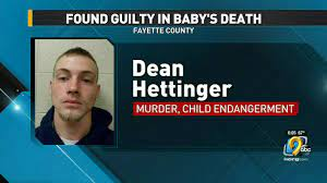 Jury convicts Fayette County man in 2018 murder of infant