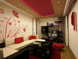 modern living room black and red. 15 Black, Red And White Themed Living Rooms Modern Room Black