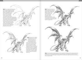 thumbnail 2 drawing made easy dragons fantasy signed