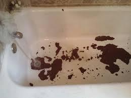 how to clear a bathtub drain naturally bathtub ideas how to clean bathtub drain