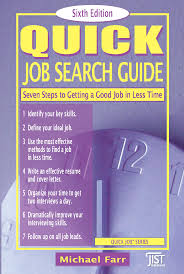 quick job search guide sixth edition jist career solutions click on image to zoom