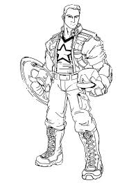 Small Picture 36 Captain America Coloring Pages Superhero printable coloring