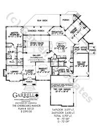 cherbourg manor house plan colonial house plans One Story Plantation Style House Plans cherbourg manor house plan 05121, 1st floor plan one story plantation house plans