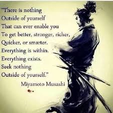 Martial Arts Quotes Inspiration Seek Nothing Outside Of Yourself MoveMe Quotes