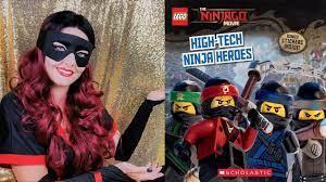 The Lego Ninjago Movie Book