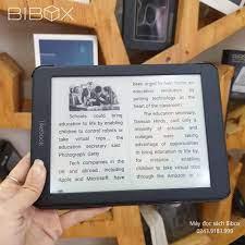 ☘️ Hôm qua ngày 10/1 Máy đọc sách... - Máy đọc sách Bibox