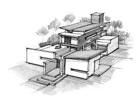 architectural building sketches. Architecture · Amazing Architectural Building Sketches