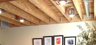 basement ceiling ideas fabric. Fabric Basement Ceiling Stylist Inspiration Ideas To Cover Best . A