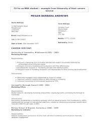 Part Time Job Cv Template First Resume Example Resume In Chinese Sample Resume Creator