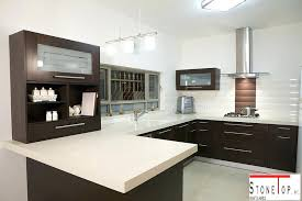 kitchen counter sleek kitchen counter tops kitchen countertop options and cost