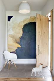 house wall art work