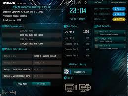 Обзор <b>материнской платы ASRock B365M</b> Phantom Gaming 4 ...
