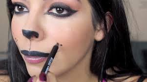 kitty cat easy makeup tutorial