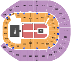 Verizon Arena Concert Seating Chart Heart Joan Jett And The Blackhearts Tickets Tue Oct 1