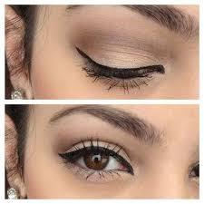 everyday eye makeup for brown eyes