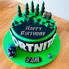 Fortnite Cake Omagoma