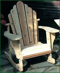 Adirondack Rocking Chair Plans Rocking Chairs Chair Plans Free