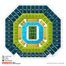 Us Open Arthur Ashe Seating Chart Arthur Ashe Stadium Seating Plan Arthur Ashe Stadium Tickets