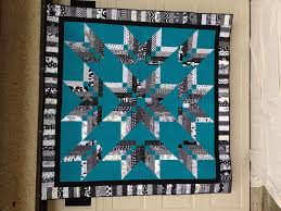 Binding Tool Star Quilt, pattern as seen on Missouri Star Quilt Co ... & Binding Tool Star Quilt, pattern as seen on Missouri Star Quilt Co. Adamdwight.com
