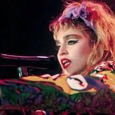 madonna virgin tour 1985 madonna 80s80 smakeup