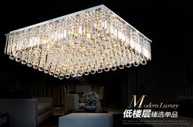 square crystal ceiling lights whole free modern square k9 crystal chandelier ceiling