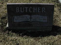 Bessie Butcher (1886-1959) - Find A Grave Memorial